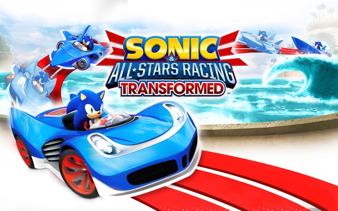 Sonic & All Stars: TV spot