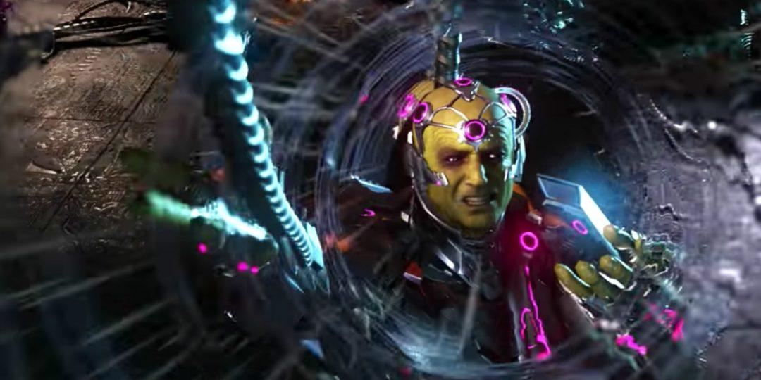 Injustice 2 – Shattered Alliances Part 5 – Brainiac Trailer