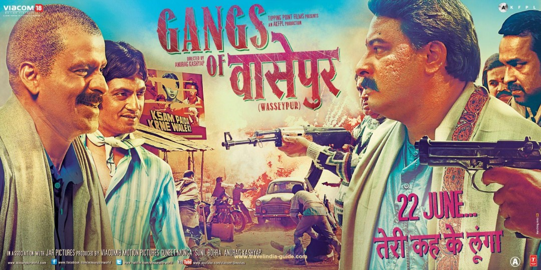 Gangs of Wasseypur US Trailer