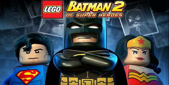 Lego Batman 2: Launch Trailer