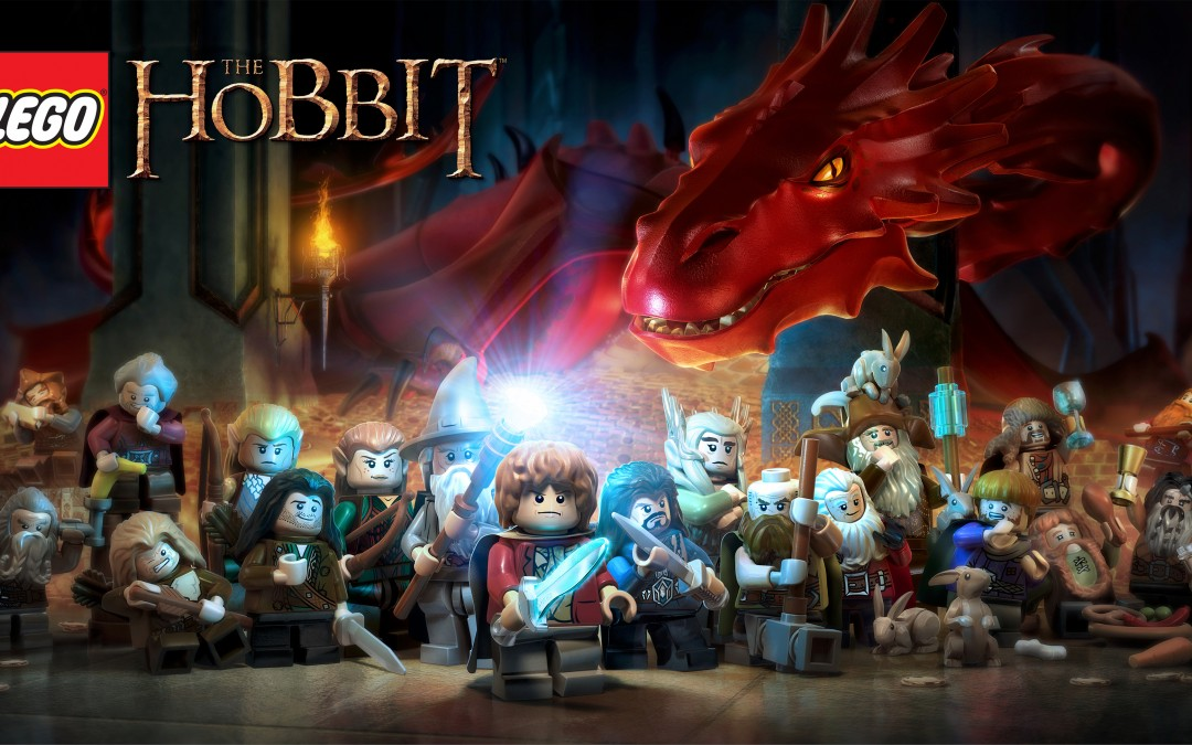 Lego Hobbit: Launch Trailer