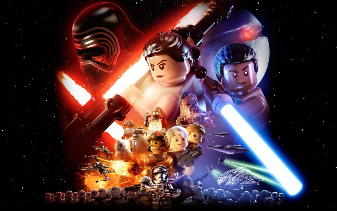 Lego Star Wars: The Force Awakens – New Adventures Trailer