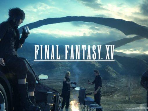 Final Fantasy XV – Launch Trailer