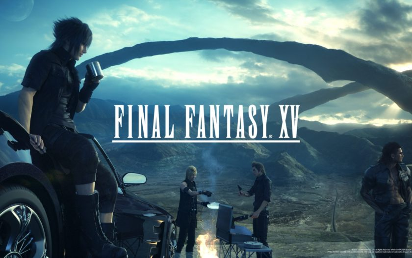 Final Fantasy XV – Launch Trailer