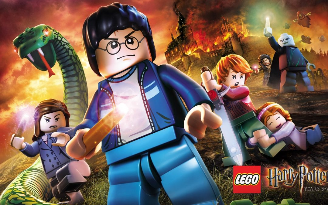 Lego Harry Potter – Launch Trailer