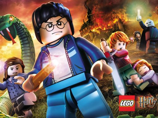 Lego Harry Potter – Launch Trailer