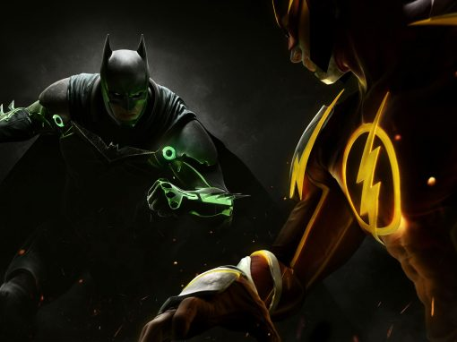 Injustice 2 – CG Cut