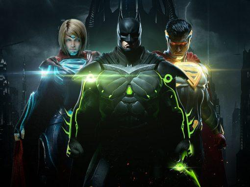 Injustice2 – Shattered Alliances Part II Trailer