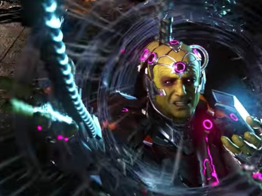 Injustice 2 – Shattered Alliances Part 5 – Brainiac Trailer