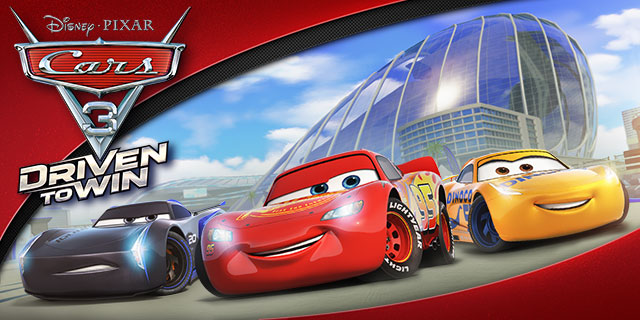 CARS 3 Gameplay trailer