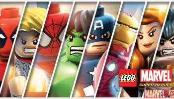 LEGO MARVEL SUPERHEROES 2 Trailer